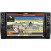 "GPS ALPINE X800D-S906 Display Tactil 8"" Style Navigation Bluetooth Harta Europei"