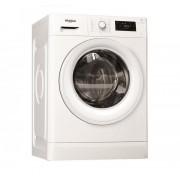 Masina de spalat rufe Whirlpool FreshCare+ FWSG 71253 W, 6th Sense, 7 kg, 1200 rpm, Clasa A+++, Display, Slim, Alb