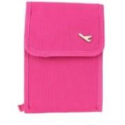 Bruzone Travel Passport Organizer Wallet C13 Pink Sling Bag