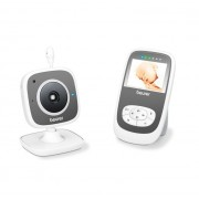 CAM, Beurer BY 99 Baby Video monitor, ECO + mode, WiFi, up to 300 m (95266_BEU)