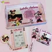 Set Moț 1 An - Minnie's Dress - 6 Piese