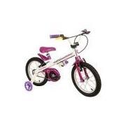 Bicicleta Aro 16 Feminina Modelo Bella