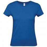 Majica kratki rukavi BC E190/women zagrebačko plava XL 900004021
