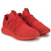 Adidas Originals TUBULAR RADIAL Sneakers For Men(Red)