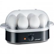 Cloer Äggkokare 6 ägg - Svart