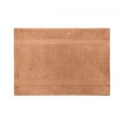 Boss Home - Tapis de bain Coton Peigné 1000 g/m² Havane 60 x 90 cm - Loft