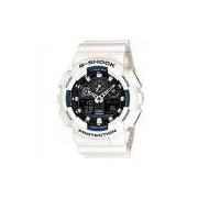 Relógio Casio G-Shock Anadigi Masculino Ga-100b-7adr