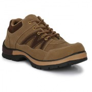 Shoe Rider Men's Brown Synthetic Casual Shoes