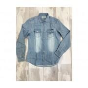FRED MELLO Camicia Jeans