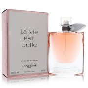 La Vie Est Belle For Women By Lancome Eau De Parfum Spray 3.4 Oz