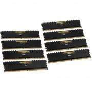 Memorie DDR4 Corsair Vengeance LPX 64GB (8x8GB) 2400MHz CL14 1.2V