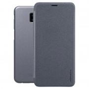 Nillkin Sparkle Samsung Galaxy J6+ Flip Case - Black