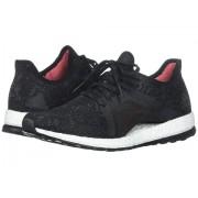 adidas PureBOOST X Element Grey FiveCore BlackReal Coral
