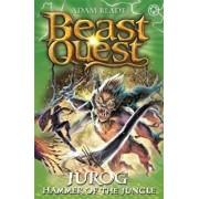 Beast Quest: Jurog, Hammer of the Jungle: Series 22 Book 3, Paperback/Adam Blade