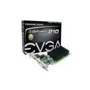Placa De Vídeo Vga Nvidia Evga Geforce Gt210 1gb Ddr3 Pci-e