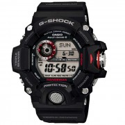 Reloj de pulsera deportivo original casio GW-9400-1 acero inoxidable deportivo-negro