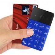 Elari CardPhone Mobilni telefon veličine kreditne kartice plavi ELCPBLU