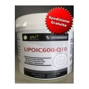 WORLD NUTRITION CENTER WNC2 - LIPOIC600-Q10 240cps
