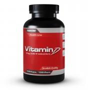Fairing Vitamin D 100 kapslar