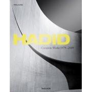 Taschen Książka Hadid, Complete Works 1979-2009