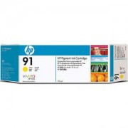 HP 91 ( C9469A ) 775 ml Yellow Ink Cartridge with Vivera Ink