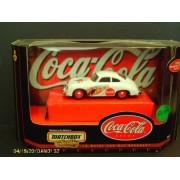Coca Cola 1958 Porsche 356A Coupe