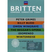Video Delta BRITTEN - BRITTEN COLLECTION - DVD