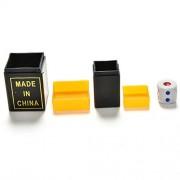 Patilmagic Telescope Binoculars Listen Dice Magic Toys Talking Dice Box-magic Props