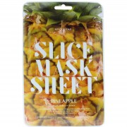 Kocostar - Slice Mask Sheet - Pineapple / Ananas