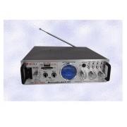 Statie de amplificare karaoke SD USB Player AC DC AK-905