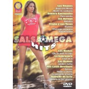 Salsa Mega Hits [DVD]