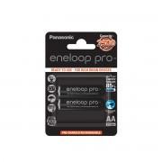Punjive baterije Panasonic eneloop pro AA/2B (BK-3HCDE/2BE)