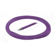 Saccon fékbowden ház lila 5mm