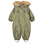 Ticket To HeavenSuit Snowbaggie With Detachable Hood Four Leaf Clover74 cm