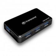 USB Hub Transcend USB3.0 4-Port HUB - TS-HUB3K