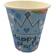 Papír pohár 10 db/cs - Happy party