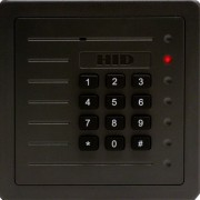 Cititor de proximitate cu tastatura HID 5355-KEYPAD, 125 kHz