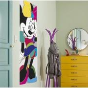 Fototapet pentru usa - Minnie Mouse