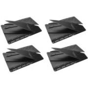 Everything Imported 4 pcs Credit Card Folding Pocket Multi-utility Knife(Black)
