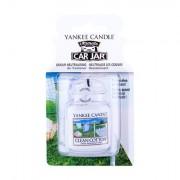 Yankee Candle Clean Cotton Car Jar vonná visačka do auta 1 ks unisex