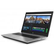 "HP ZBook 17 G5 i7-8750H/17.3""FHD/16GB/256GB PCIe/NVIDIA Quadro P1000 4GB/Win 10 Pro/3Y (4QH25EA)"