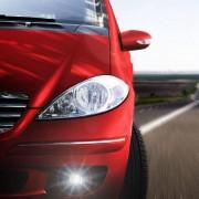 Pack LED anti brouillards avant pour Peugeot 206+ 2009-2013