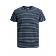 JACK & JONES Regular Fit T-shirt Man Blå