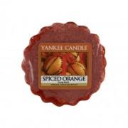 Yankee Candle Spiced Orange 22 g vosk do arómalampy unisex