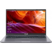 Laptop ASUS X509JA-EJ025R cu procesor Intel Core i3-1005G1 pana la 3.40 GHz, 15.6 , Full HD, 4GB, 256GB SSD, Intel UHD Graphics, Windows 10 Pro, Slate Gray