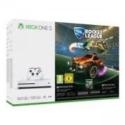 Конзола Xbox One S 500GB Konsole - Rocket League Bundle