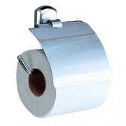 WasserKRAFT Держатель туалетной бумаги с крышкой WasserKRAFT K-3025