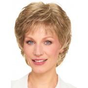 Lofty Pruik Jasmin Lofty gemengd blond, donkerder bij de aanzet