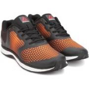 REEBOK SPRINT RUN Running Shoes For Men(Black, Orange)