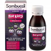 Sambucol Kids Formula - Sans parfum (120 ml)